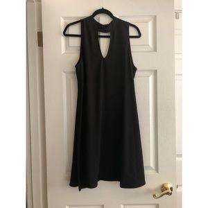 [XHILARATION] Black Swing Dress